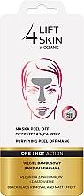 Парфюмерия и Козметика Ексфолираща маска за почистване на порите - AA Cosmetics Lift 4 Skin Maska Peel-Off