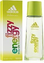 Парфюмерия и Козметика Adidas Fizzy Energy - Тоалетна вода