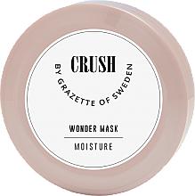 Парфюмерия и Козметика Овлажняваща маска за коса - Grazette Crush Wonder Mask