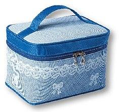 Парфюми, Парфюмерия, козметика Козметична чанта, 96419, синя - Top Choice