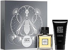 Парфюми, Парфюмерия, козметика Guerlain L'Homme Ideal - Комплект (тоал. вода/50ml + душ гел/75ml)