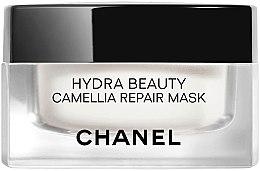Парфюмерия и Козметика Регенерираща маска с восък от камелия - Chanel Hydra Beauty Camellia Repair Mask