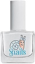 Парфюми, Парфюмерия, козметика Топ лак - Snails Natural Top Coat