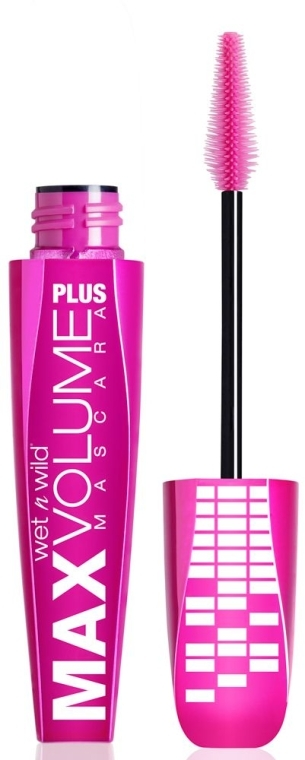 Спирала за мигли - Wet'n Wild Max Volume Plus Mascara