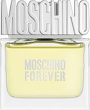 Парфюмерия и Козметика Moschino Forever - Тоалетна вода