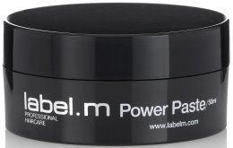 Парфюмерия и Козметика Текстурираща паста за коса - Label.m Power Paste