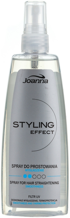 Спрей за изправяне на коса - Joanna Styling Effect Spray For Hair Straightening Smoothing