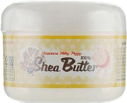 Парфюмерия и Козметика Универсален крем-балсам с масло от шеа - Elizavecca Face Care Milky Piggy Shea Butter 100%