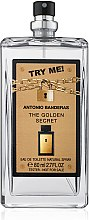 Парфюми, Парфюмерия, козметика Antonio Banderas The Golden Secret - Тоалетна вода (тестер без капачка)