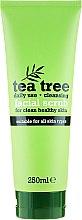 Парфюмерия и Козметика Скраб за лице - Xpel Marketing Ltd Tea Tree Facial Scrub