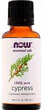 Парфюмерия и Козметика Етерично масло от кипарис - Now Foods Essential Oils 100% Pure Cypress