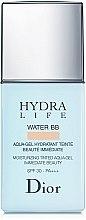 Парфюми, Парфюмерия, козметика Хидратиращ ВВ крем - Christian Dior Hydra Life Water BB Creme SPF 30 (тестер)