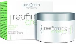 Парфюмерия и Козметика Подмладяващ крем за еластичност на кожата на тялото - PostQuam Reaffirming Cream