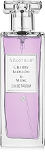 Парфюмерия и Козметика Allverne Cherry Blossom & Musk - Парфюмна вода