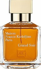 Парфюмерия и Козметика Maison Francis Kurkdjian Grand Soir - Парфюмна вода