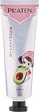 Парфюми, Парфюмерия, козметика Хидратиращ крем за ръце с авокадо и масло от ший - Pilaten Moisturizing Shea Hand Cream
