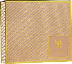 Парфюмерия и Козметика Trussardi Delicate Rose - Комплект (тоал. вода/30ml + лос. за тяло/30mlx2)