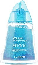 Парфюмерия и Козметика Хидратиращ минерален гел за лице - The Saem Iceland Hydrating Soothing Gel
