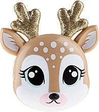 Парфюми, Парфюмерия, козметика Балсам за устни с аромат на захарен памук - Cosmetic 2K Lip Gloss Oh My Deer! Without Glitter Cotton Candy