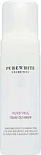 Парфюмерия и Козметика Измиваща пяна за лице - Pure White Cosmetics Purifying Foam Cleanser