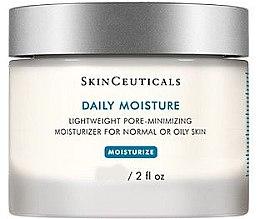 Парфюми, Парфюмерия, козметика Лек хидратиращ крем за лице с матиращ ефект - SkinCeuticals Daily Moisture