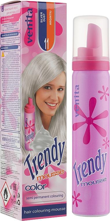 Мус-оцветител за коса - Venita Trendy Color Mousse