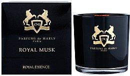 Парфюми, Парфюмерия, козметика Parfums de Marly Royal Musk - Ароматна свещ