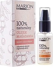 Парфюми, Парфюмерия, козметика Масло от макадамия за коса, тяло и лице - Marion Eco Oil