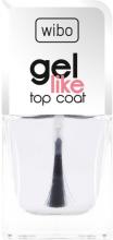 Парфюмерия и Козметика Топ лак - Wibo Gel Like Top Coat