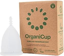 Парфюмерия и Козметика Менструална чаша, размер B - OrganiCup