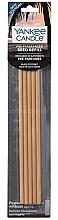 Парфюмерия и Козметика Ароматни пръчици - Yankee Candle Black Coconut Pre-Fragranced Reed Refill