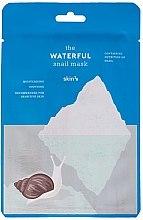 Парфюмерия и Козметика Овлажняваща и успокояваща маска за лице - Skin79 The Waterful Snail Mask