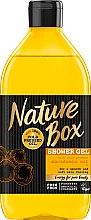 Парфюми, Парфюмерия, козметика Душ гел - Nature Box Macadamia Oil Shower Gel