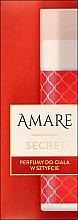 Парфюмерия и Козметика Парфюмен стик - Pharma CF Amare Secret