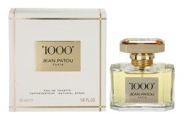 Парфюми, Парфюмерия, козметика Jean Patou 1000 - Тоалетна вода