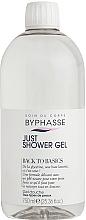 Парфюмерия и Козметика Душ гел за всеки тип кожа - Byphasse Back To Basics Just Shower Gel