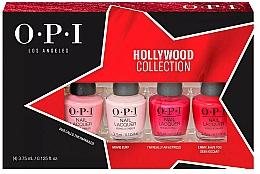 Парфюмерия и Козметика Комплект лакове за нокти - O.P.I. Hollywood Collection Nail Lacquer Set