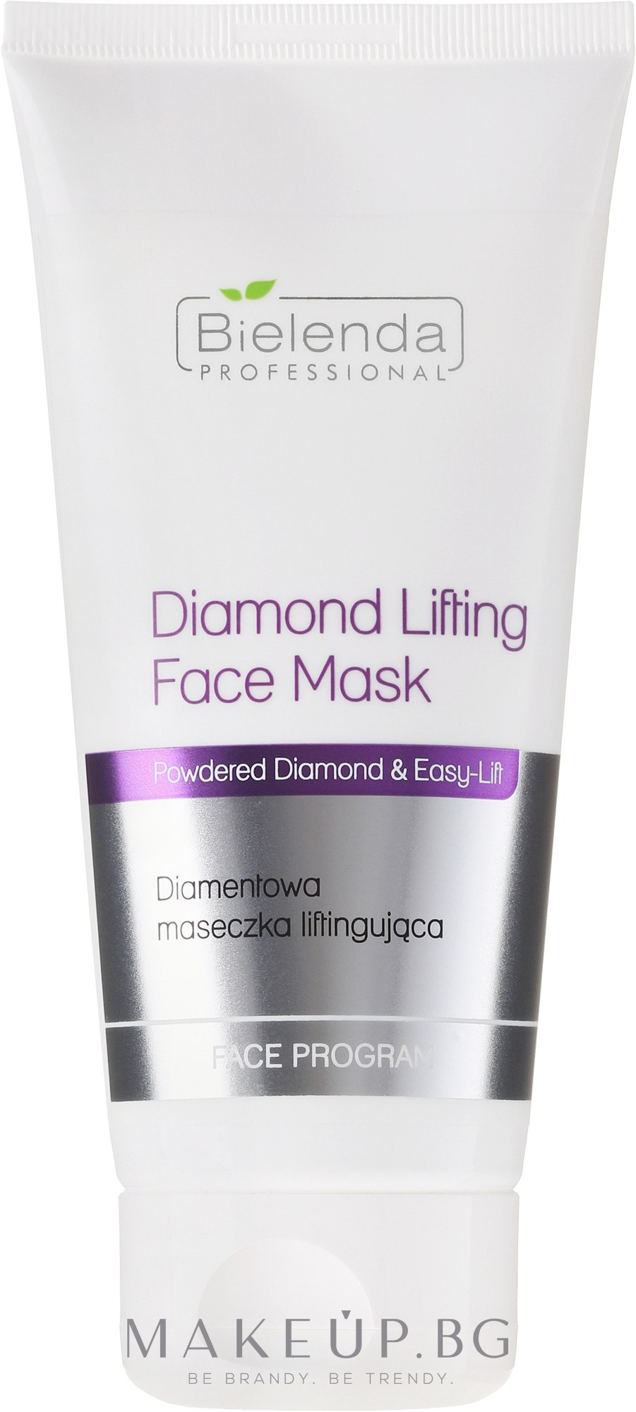 Диамантена маска за лице - Bielenda Professional Face Program Diamond Lifting Face Mask — снимка 175 ml