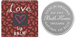 Парфюмерия и Козметика Балсам за устни с аромат на вишна - Bath House Cherry Lip Balm