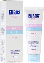 Парфюмерия и Козметика Детски лосион за тяло - Eubos Med Dry Skin Children Lotion