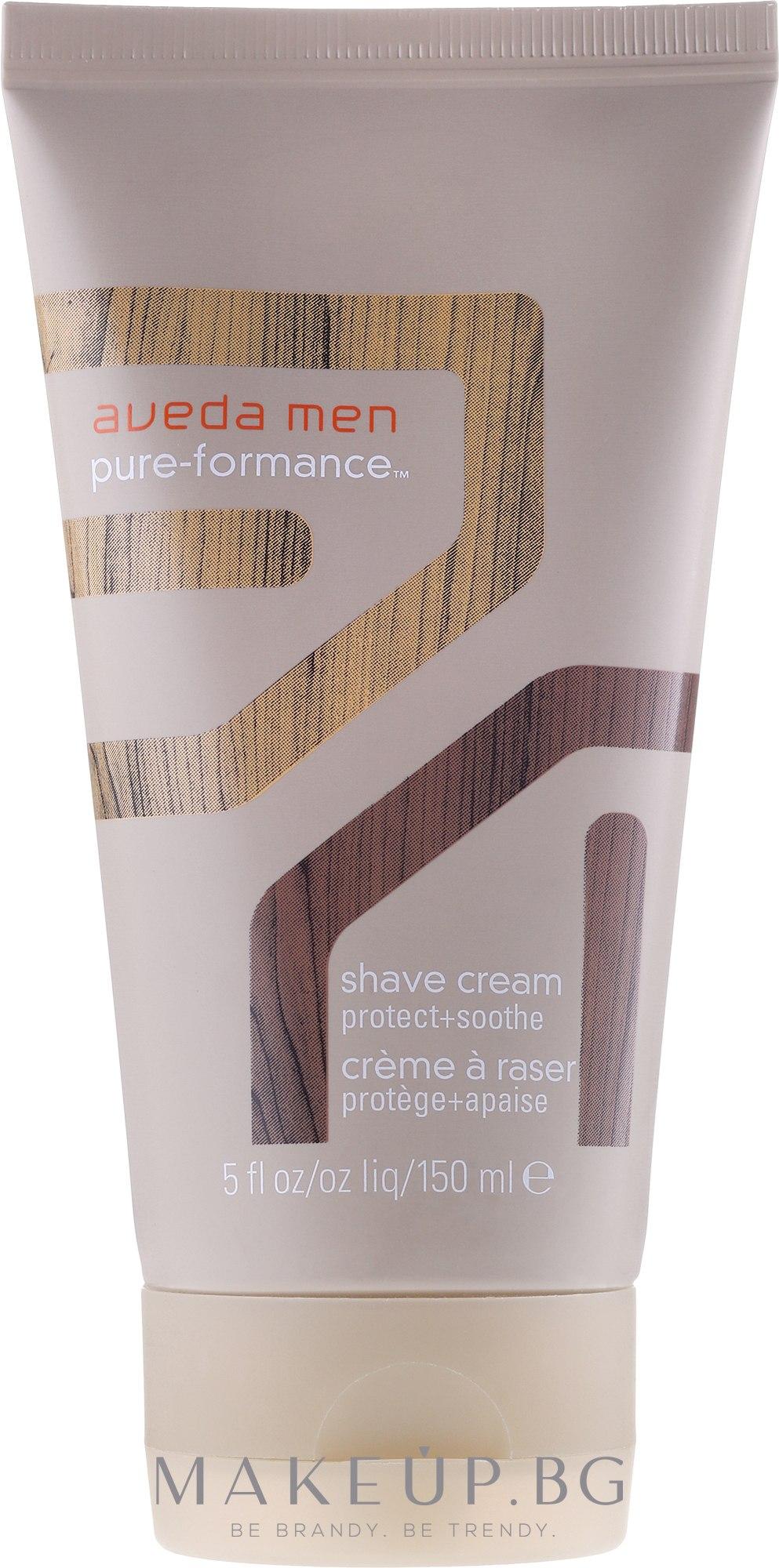 Крем за бръснене - Aveda Men Pure-Formance Shave Cream — снимка 150 ml