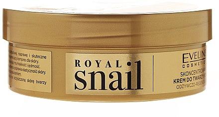 Крем за лице и тяло с екстракт от охлюв - Eveline Royal Snail — снимка N1