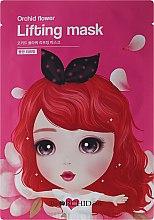 Парфюми, Парфюмерия, козметика Маска за лице от плат с лифтинг ефект - The Orchid Skin Orchid Flower Lifting Mask