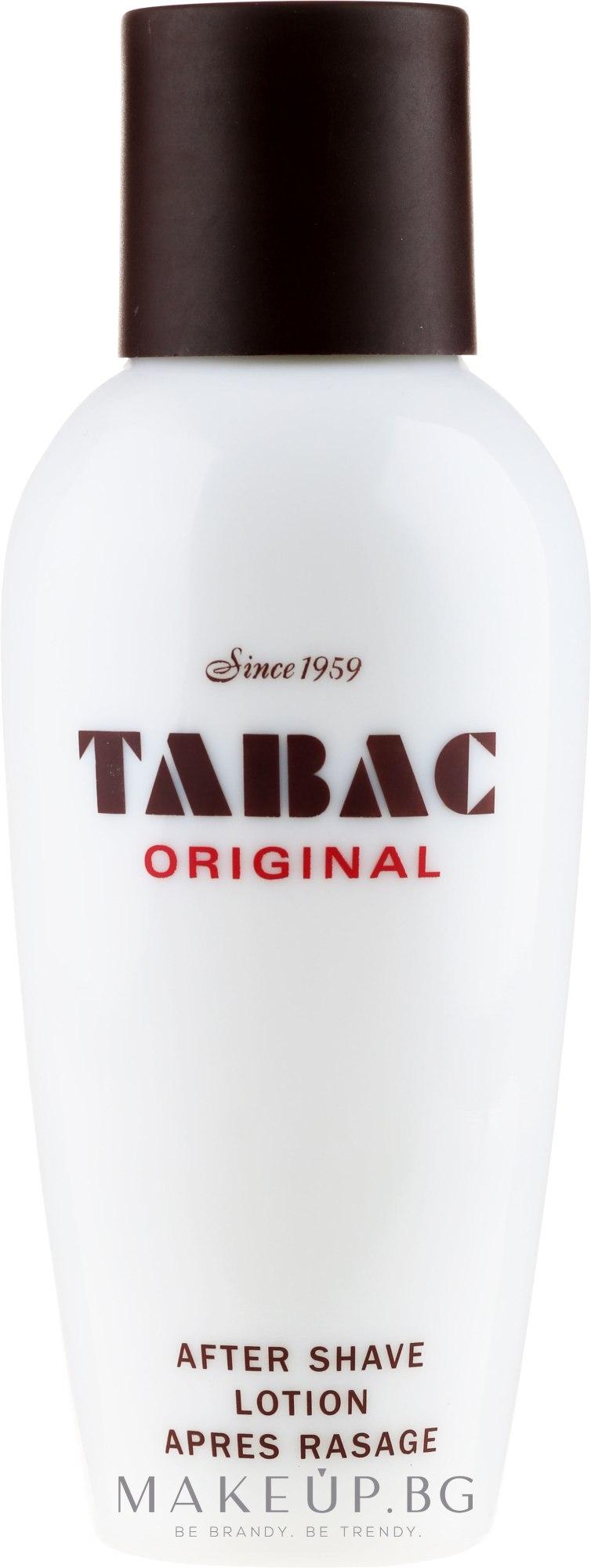 Maurer & Wirtz Tabac Original - Афтършейв-лосион — снимка 75 ml