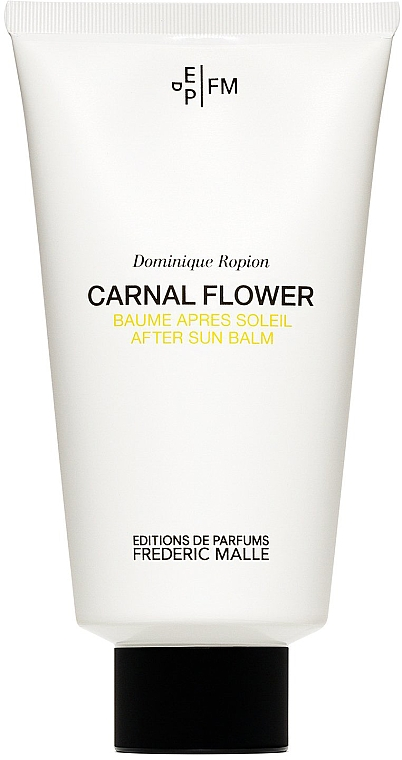 Frederic Malle Carnal Flower - Балсам за след слънчеви бани — снимка N1