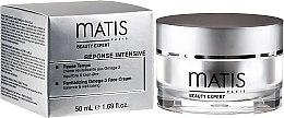 Парфюми, Парфюмерия, козметика Подмладяващ възстановяващ крем с комплекс Омега-3 - Matis Revitalizing Omega-3 Cream