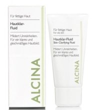 Парфюми, Парфюмерия, козметика Почистващ флуид за мазна кожа - Alcina FM Skin Clarifying Fluid