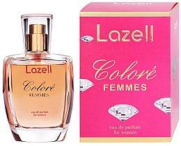 Парфюми, Парфюмерия, козметика Lazell Colore Femmes Eau de Parfum for Women - Парфюмна вода
