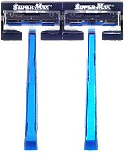 Парфюми, Парфюмерия, козметика Комплект самобръсначки 48 бр. - Super-Max Twin Blade