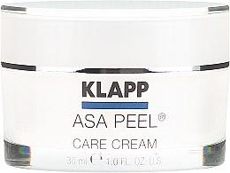 Крем-пилинг за лице - Klapp ASA Peel Cream АСА — снимка N2
